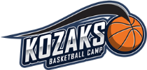 kozaksbasketball.camp Logo