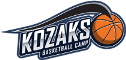 kozaksbasketball.camp Logo