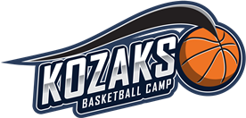 Kozaksbasketball camp logo